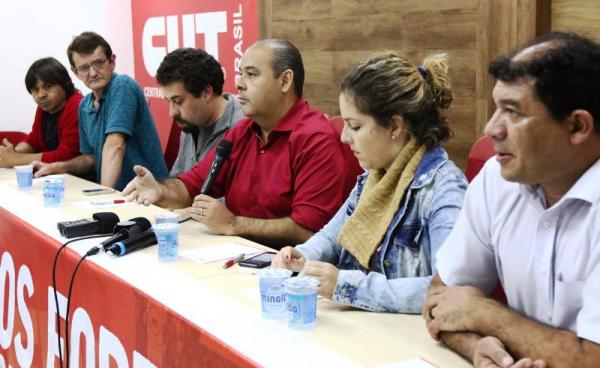 """Imagem de Vagner Freitas: """"Não há eleição legítima sem povo"""""""