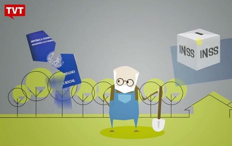 Imagem de #NãoMexaNaAposentadoria Em vídeo, Wagner Moura explica a Reforma da Previdência