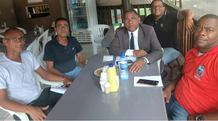 Imagem de Bahia: Rodoviários intermunicipais são beneficiados com o atendimento jurídico móvel do Sindinter