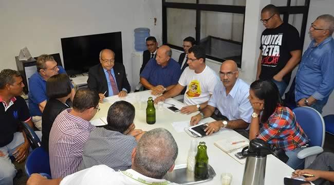 Imagem de Bahia: Sindicato dos rodoviários arranca proposta dos patrões