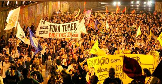 Imagem de Juventude lança manifesto em defesa da educação, dos direitos e Fora Temer