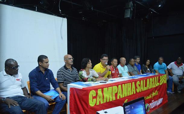 Imagem de Bahia: Rodoviários debatem planejamento da Campanha Salarial 2017 em Seminário
