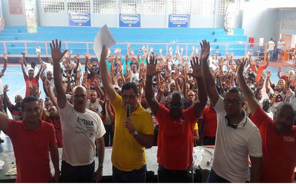 Imagem de Bahia: Rodoviários aprovam pauta de reivindicações da Campanha Salarial 2017