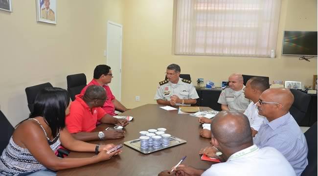 Imagem de Bahia: Rodoviários pedem à Polícia Militar medidas para combater a violência nos terminais
