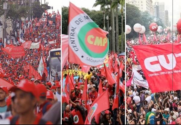 Imagem de MTST adere à jornada de luta em defesa de Lula