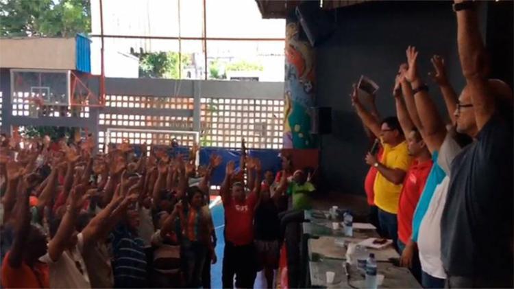 Imagem de Bahia: Rodoviários decidem como será participação na Greve Geral nesta quinta (29)