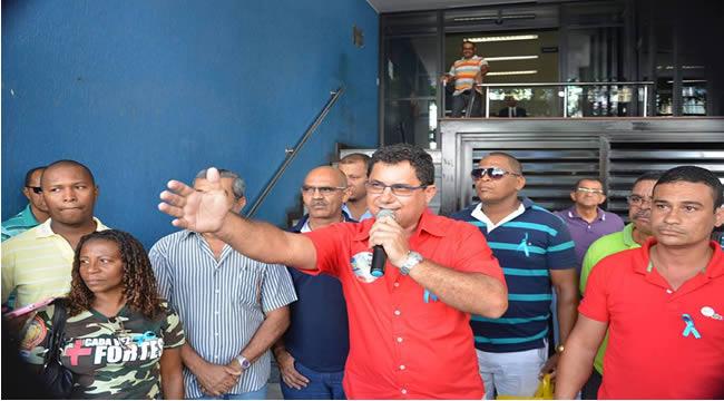 Imagem de Bahia: Rodoviários debatem com patrões pagamento da PLR