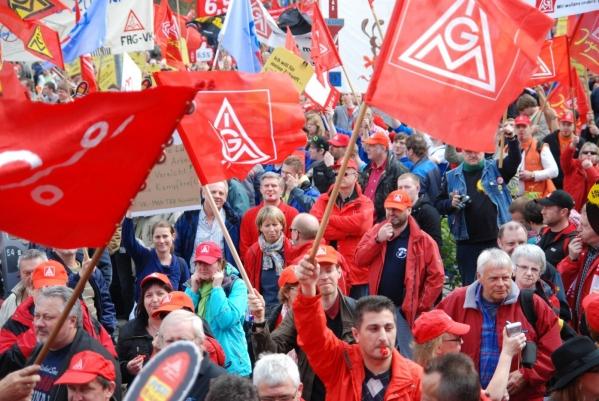 Imagem de Trabalhadores na Alemanha dão aula de solidariedade