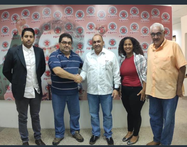 Imagem de FUTAC e Federação Bolivariana dos Trabalhadores em Transportes realizarão 2° Encontro Internacional Anti-Imperialista em maio