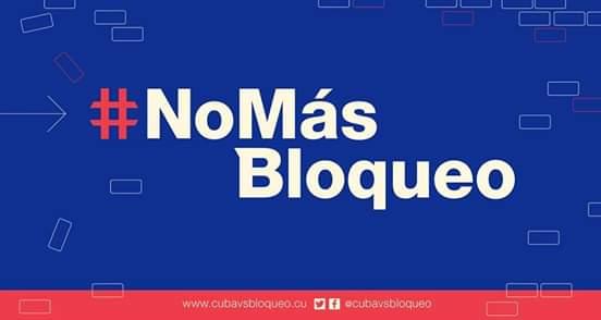Imagem de Covid-19: CNTTL e FUTAC pedem fim urgente do bloqueio econômico dos EUA a Cuba