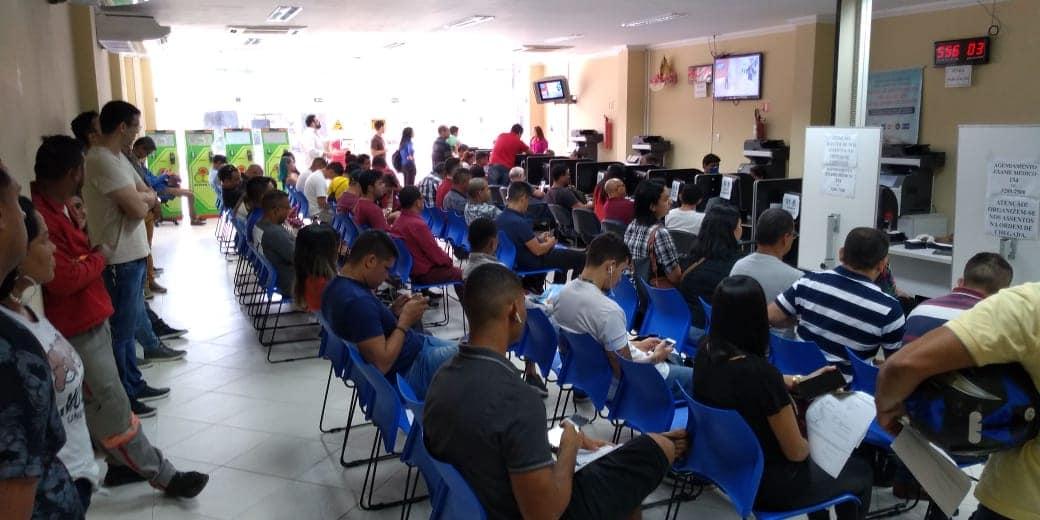 Imagem de COVID-19: DETRAN-Pará anuncia suspensão dos serviços ao público até 6 de abril