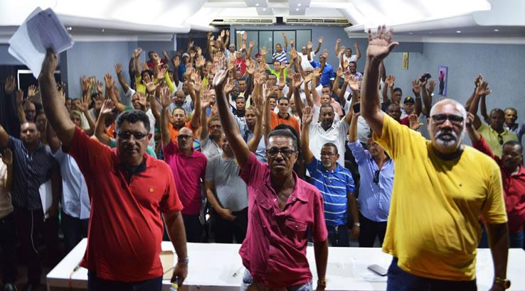 Imagem de Bahia: Rodoviários do transporte urbano e intermunicipal farão primeira assembleia da Campanha Salarial