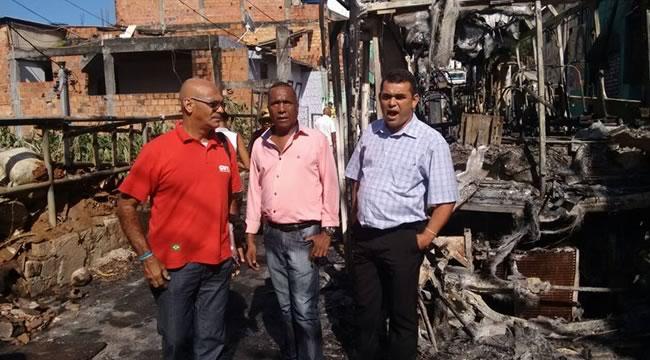 Imagem de Salvador: Sindicato dos Rodoviários cobra mais segurança da PM