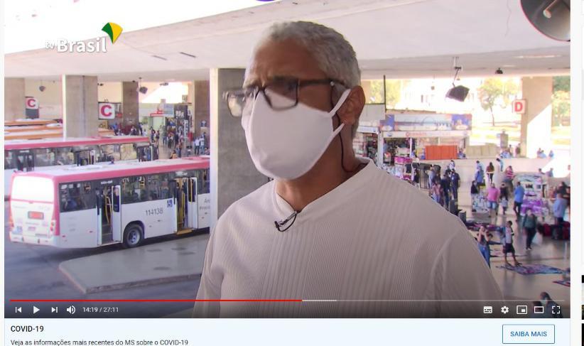 Imagem de Rodoviários do DF falam à TV Brasil situação dos motoristas e cobradores diante da pandemia