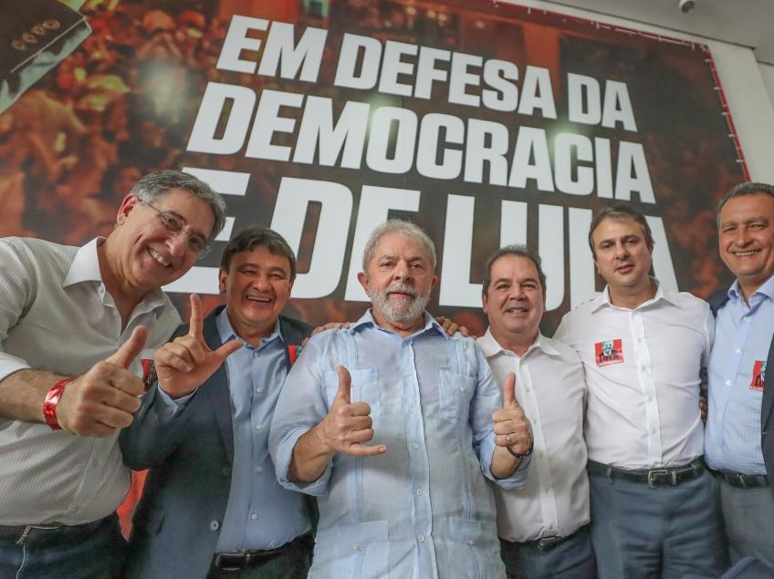 Imagem de Pré-candidatura de Lula à presidência da República é lançada