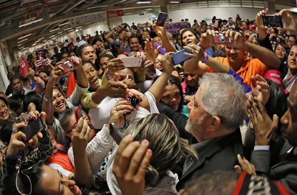 Imagem de Brasília: Ato em solidariedade a Lula acontece nesta sexta (4)