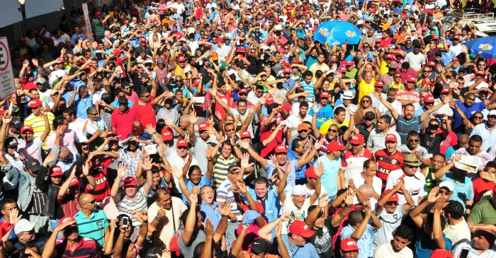 Imagem de Brasília: Rodoviários participam de audiência de conciliação nesta quarta (30)