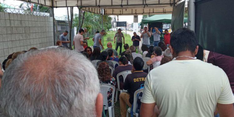 Imagem de Belém: Sem avanço na negociação, agentes de trânsito no DETRAN-Pará mantêm paralisação