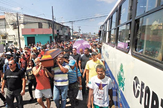 Imagem de Basta de Violência: Rodoviário de Belém é assassinato durante o trabalho