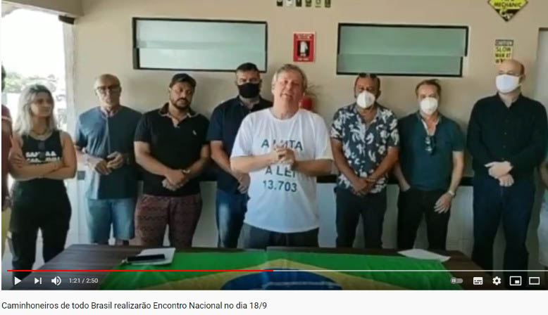 Imagem de CNTTL e entidades dos caminhoneiros realizarão Encontro Nacional em Brasília neste sábado (18)