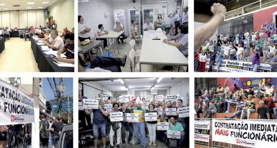 Imagem de SP: Metroviários antecipam fechamento do Acordo Coletivo de Trabalho 2018 e garantem direitos