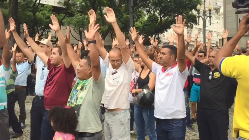 Imagem de Espírito Santo: Após acordo, rodoviários encerram greve