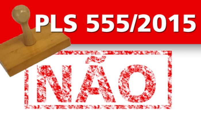 Imagem de Não à privatização: PLS 555 deve ir pra votação nesta terça (15)