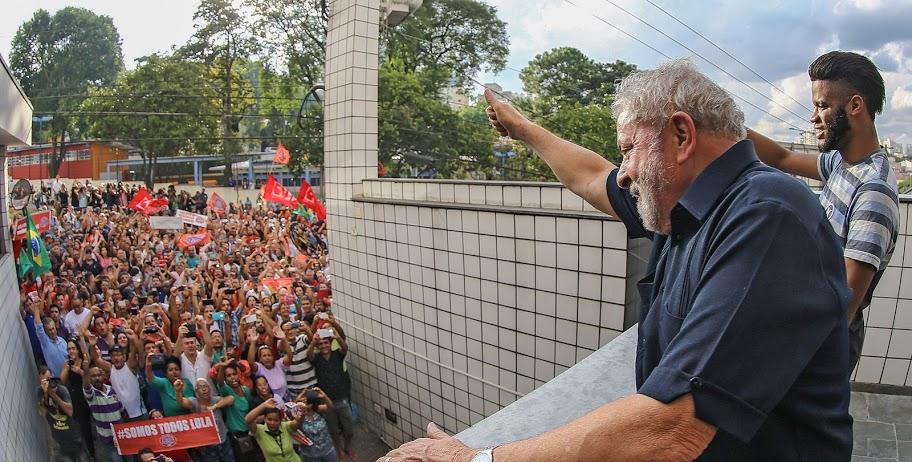 Imagem de Lula não é réu, não cometeu nenhum crime e nem é investigado pela Justiça