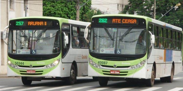 Imagem de Goiânia: Trabalhadores do transporte coletivo param nesta terça-feira