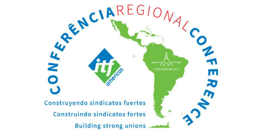 Imagem de Colômbia: FENTAC participa de Conferência da ITF que debate automatização do trabalho no setor de transporte
