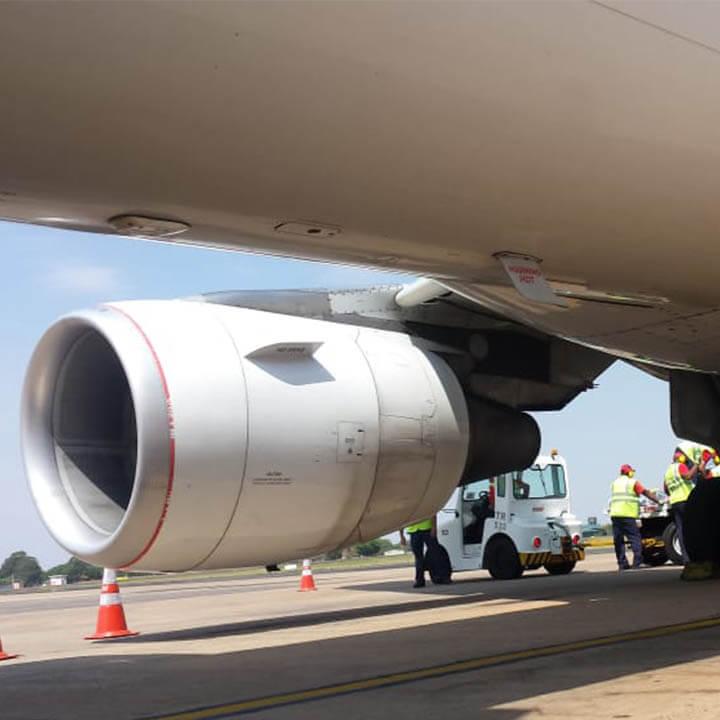Imagem de COVID-19 nos aeroportos: Sindicato Nacional dos Aeroviários se reúne com empresas