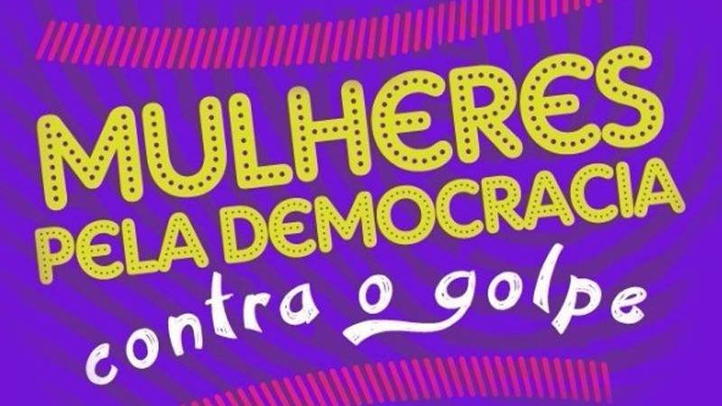 Imagem de Em defesa da democracia, mulheres lançam abaixo-assinado
