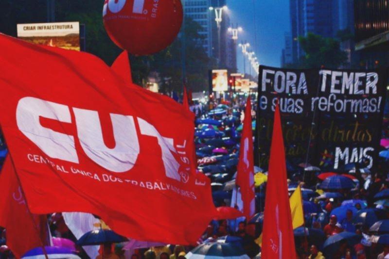 Imagem de CUT e movimentos sociais vão às ruas de todo o país nesta quinta (20)