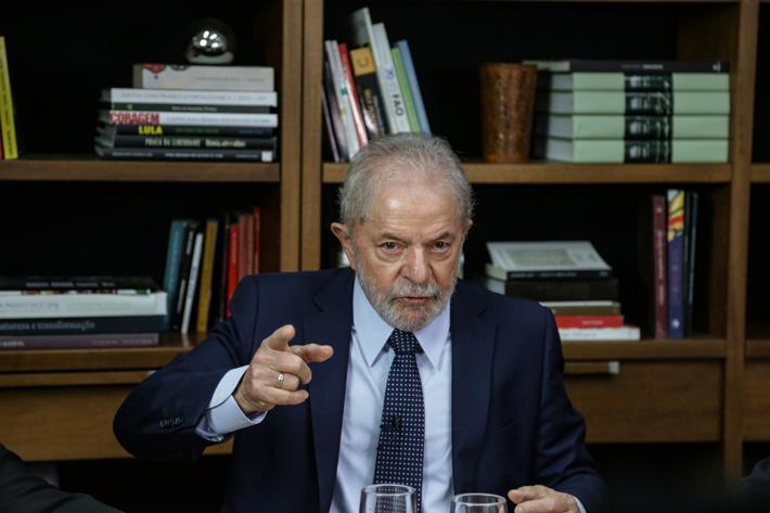 """Imagem de """"Brasil deve ser construtor da paz e não se meter em briga externa"""", diz Lula sobre conflito entre EUA e Irã"""