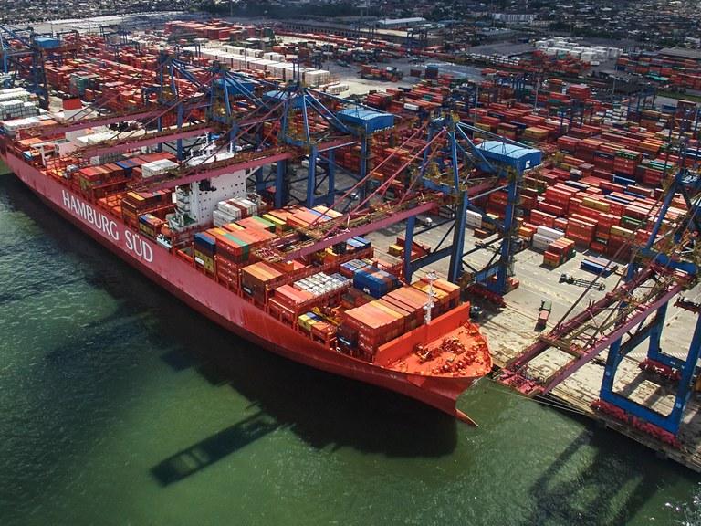 Santos: Portuários na Codesp podem parar Porto de Santos nesta ...