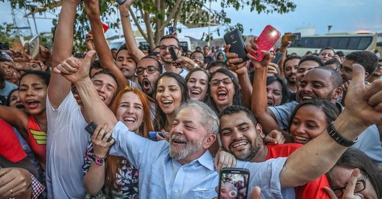Imagem de  BTG: Lula lidera com 35% e Alckmin é o mais rejeitado com 59%