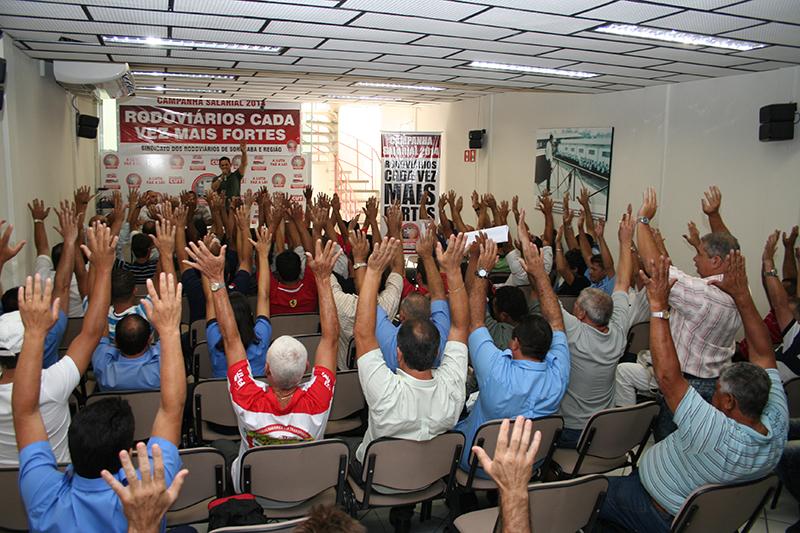Imagem de Sorocaba: Rodoviários chamam assembleias para definir as reivindicações Campanha Salarial 2016