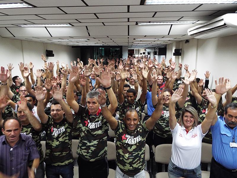 Imagem de Sorocaba: Rodoviários realizam assembleia com a categoria para definir pauta da Campanha Salarial