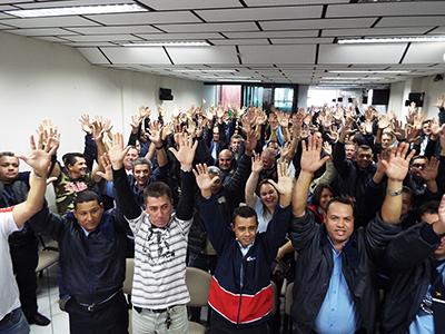 Imagem de Sorocaba: Após protesto, rodoviários do suburbano e fretamento garantem 10,53% de reajuste salarial