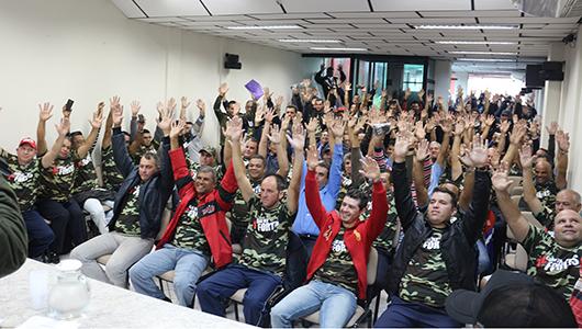 Imagem de Sorocaba: Rodoviários aprovam  estado de greve