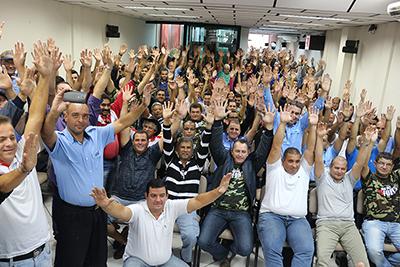 Imagem de Sorocaba: Rodoviários realizam assembleia para aprovar plano odontológico nesta quinta (10)
