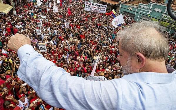 Imagem de Ocupa Porto Alegre: Aumentam mobilizações em defesa de Lula e da democracia