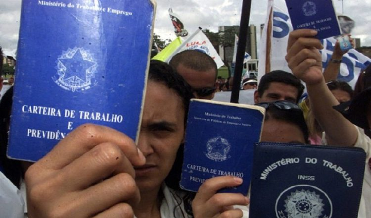 Imagem de Golpe amplia número de desempregos no Brasil