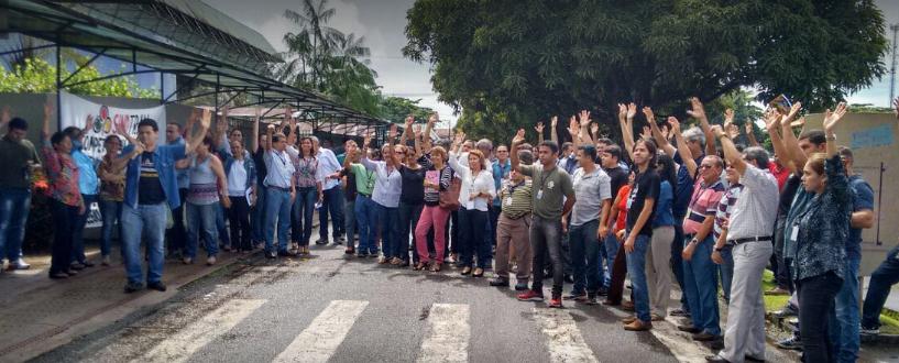 Imagem de Pará: Agentes do DETRAN anunciam greve no dia 17 de janeiro contra terceirização da Vistoria Veicular