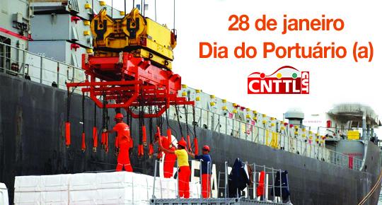 Imagem de CNTTL/CUT parabeniza portuários e portuárias do Brasil