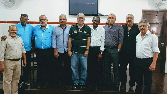 Imagem de Nova diretoria dos Portuários da Bahia toma posse