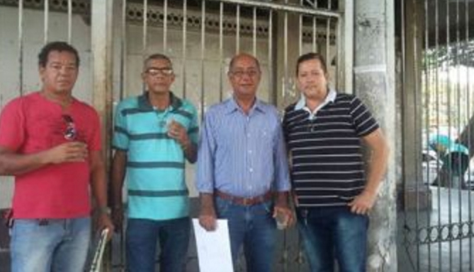 Imagem de Bahia: Com reajuste salarial de 0%, ferroviários cruzam os braços