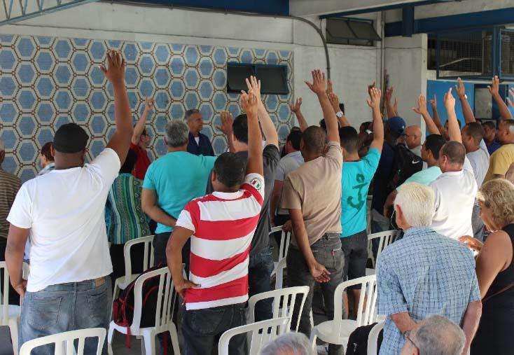 Imagem de Rio de Janeiro: Sindicato dos Portuários comemora 36 anos de lutas e conquistas