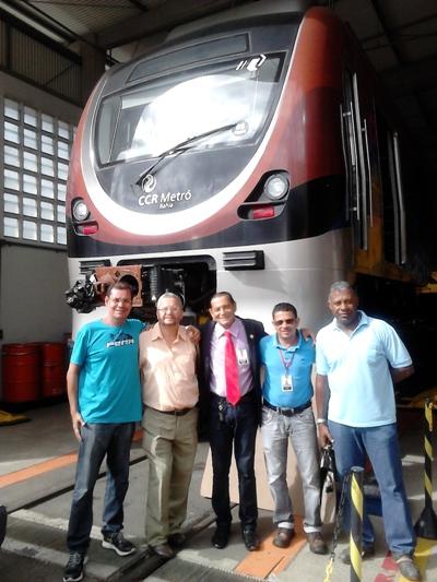 Imagem de Bahia: Dirigentes do Sindiferro fazem campanha de sindicalização
