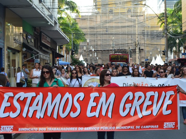 Imagem de CNTTL presta solidariedade aos servidores de Campinas